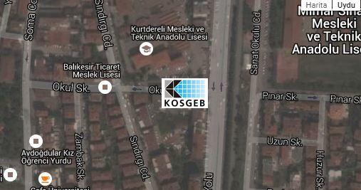 KOSGEB Balıkesir Müdürlüğü