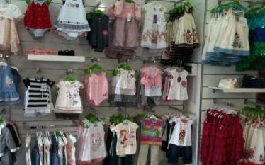 Çocuk giyim mağazası