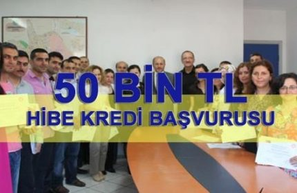 50 bin TL hibe