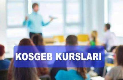 KOSGEB Girişimcilik Kursları 2020 Başvuru Formu (e-Devlet)