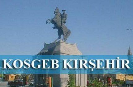 KOSGEB Kırşehir
