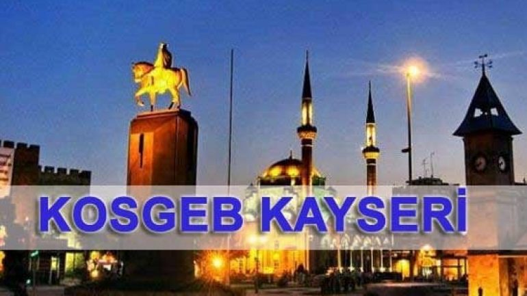 KOSGEB Kayseri