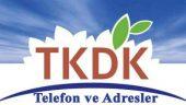 TKDK Adresleri Telefon Numaraları