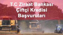 Ziraat Bankası Çiftçi Kredisi 3 Kat Daha Avantajlı