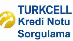 Turkcell Kredi Notu Sorgulama 1 SMS ile Nasıl Yapılır?