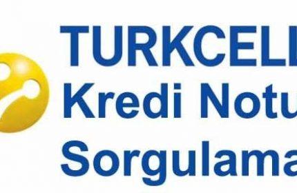 Turkcell kredi notu sorgulama 1 SMS ile nasıl yapılır ?