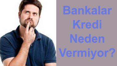 Bankalar kredi vermiyor nasıl 4 aşamada acil para bulabilirim