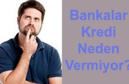Bankalar Kredi Vermiyor Nasıl 4 Aşamada Acil Para Bulabilirim ?