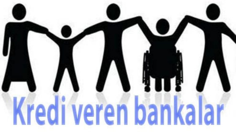 Engellilere Kredi Veren Bankalar 50.000 TL Destek!