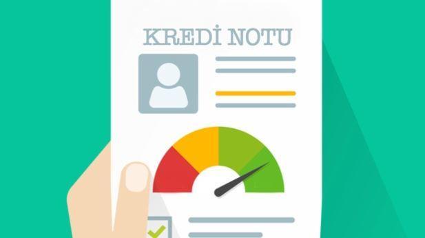 Kredi notu normalde kaç olmalıdır