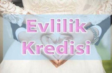 Ziraat Bankası Evlilik Kredisi 2019