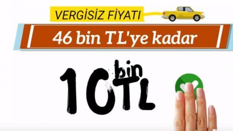Hurda Araç ÖTV İndirim Teşviki 2019 Resmi Gazete Yasası