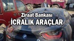 Ziraat Bankası Satılık 2. El İcralık Araç Satış İhalesi (TIR, Traktörler)