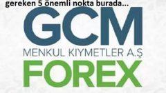 GCM Forex nedir? Hakkında bilmeniz gereken 5 önemli nokta burada