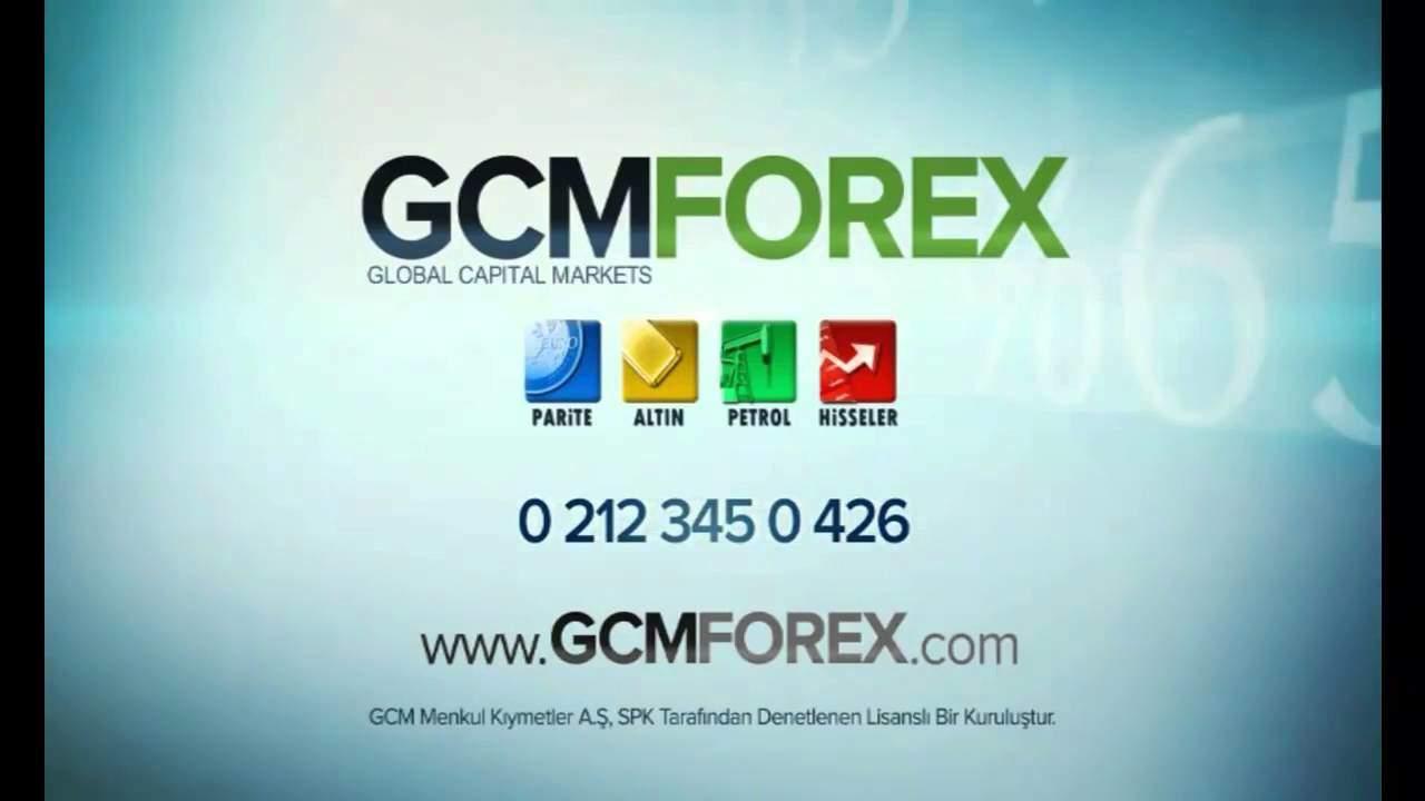 hogyan működik a gcm forex egy webhely