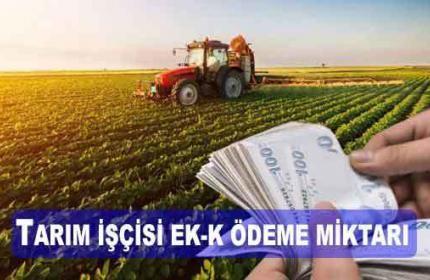 Tarım Sigortası Ek-5 Ödeme Miktarı 2020'de Ne Kadar?
