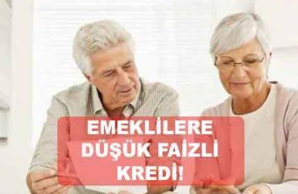Emeklilere Düşük Faizli İhtiyaç Kredisi Almak İçin 2 Tüyo