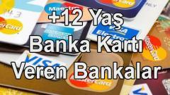12 Yaş için en iyi kredi kartı hangisi ?