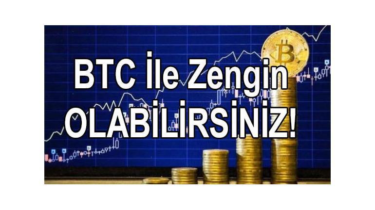 Bitcoin'den Nasıl Para Kazanılır ? Zengin Olanlar!