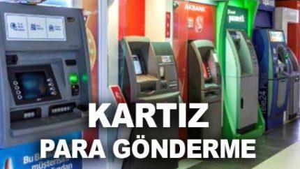 Bankamatik (ATM) Üzerinden Bankalara Kartsız Para Gönderme