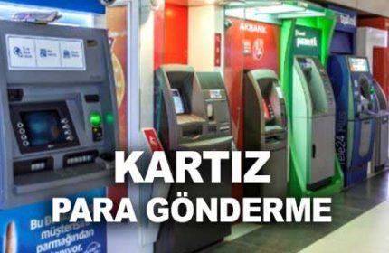 AKBANK (ATM) Üzerinden Bankalara Kartsız Para Gönderme