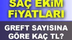 4000 5000 Greft Dhi Saç Ekim Fiyatları (2021 İstanbul Ankara Dahil)